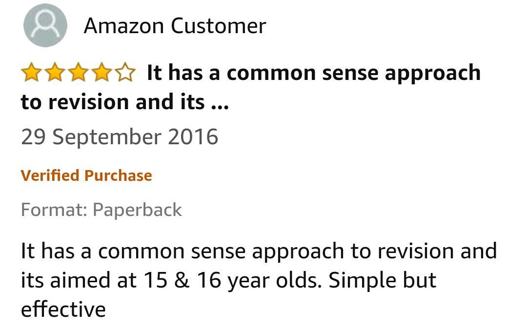 GCSE Reviews 103