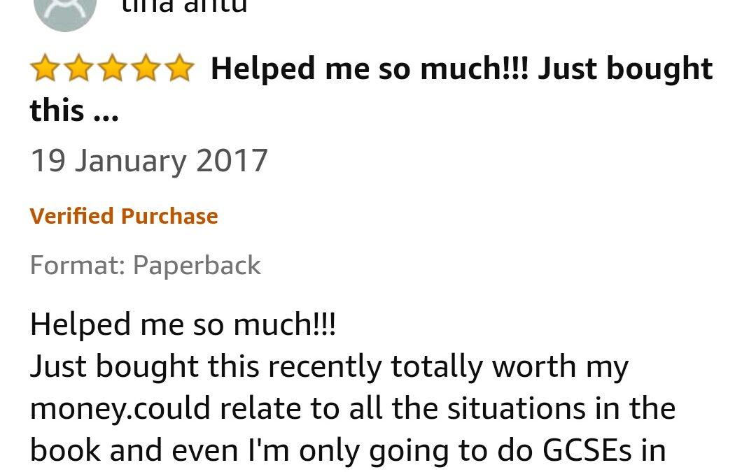 GCSE Reviews 17