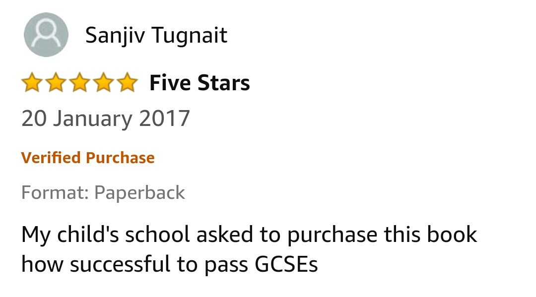 GCSE Reviews 24