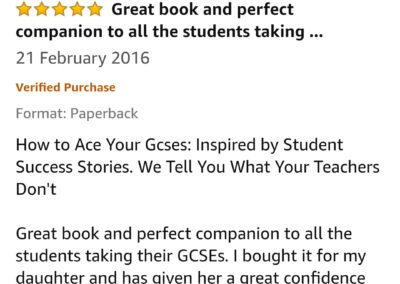 GCSE Reviews 44