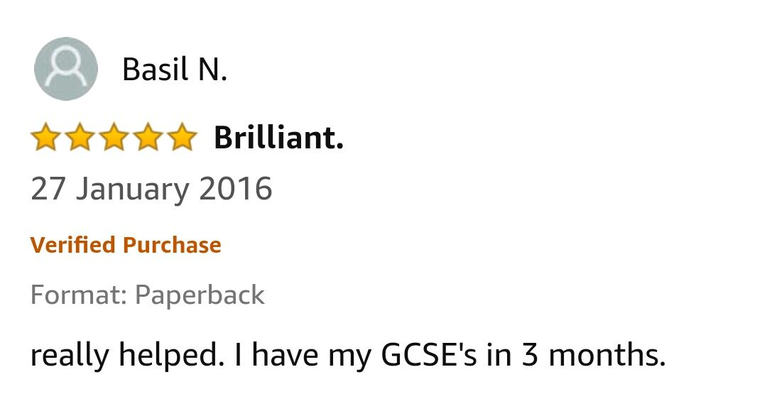 GCSE Reviews 59
